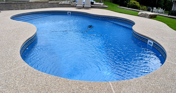 Central Pools And Spas Inground Swimming Pool Builder Pool