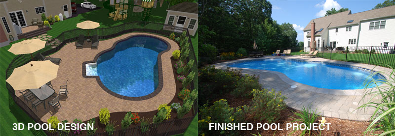 Planning Pool installation- Pool Contractor in Hopkinton MA
