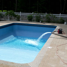 Central Pools And Spas Vinyl Liner Replacement Pacific