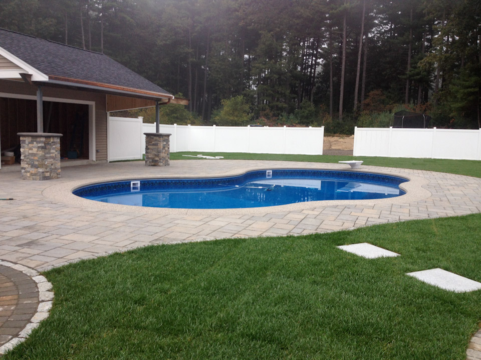 Central Pools And Spas Inground Vinyl Pool Construction Autos Post