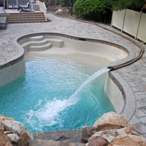 Central Pools And Spas Gunite Renovations Pool Plaster