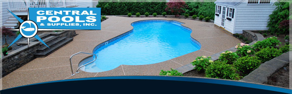 Central Pools And Spas Inground Swimming Pool Construction Company