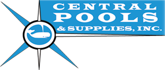 Central Pools and Spas - Logo